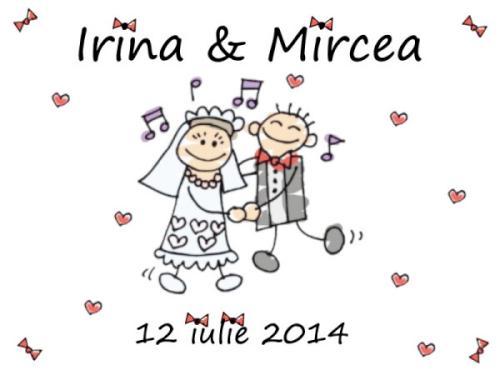 Irina și Mircea