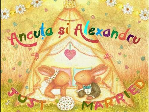 Ancuța și Alexandru