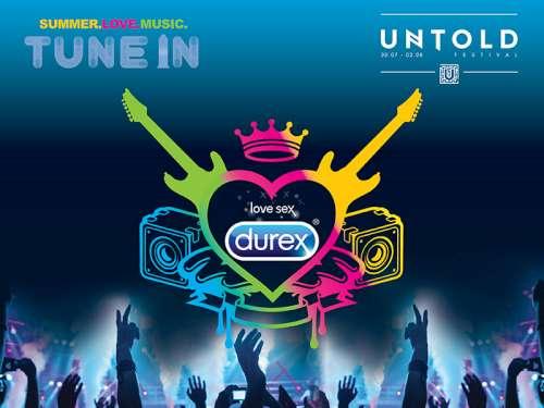 Durex – Untold 2015