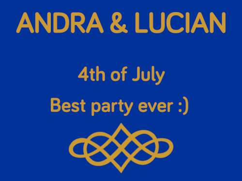 Andra & Lucian