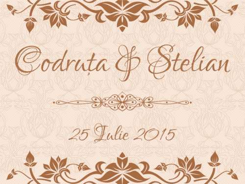 Codruța și Stelian