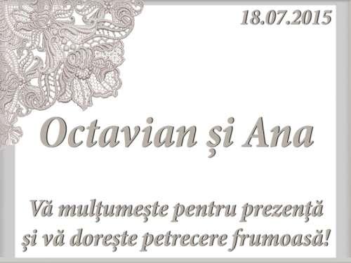 Octavian și Ana