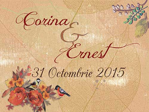 Corina & Ernest