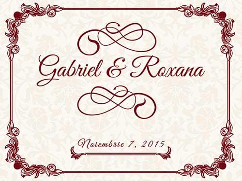 Gabriel & Roxana