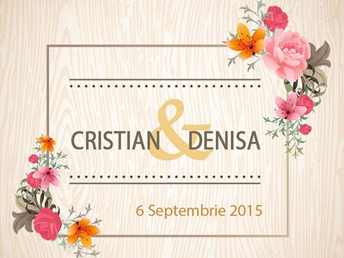 Cristian & Denisa