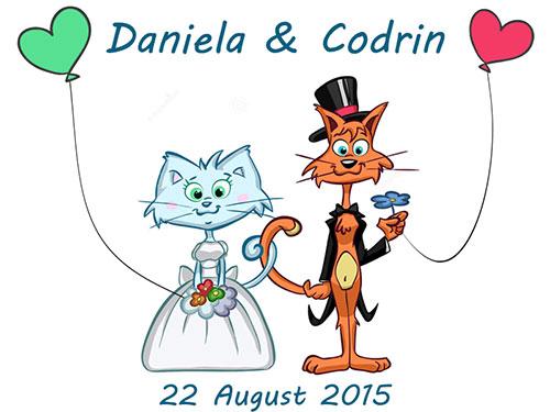 Daniela & Codrin