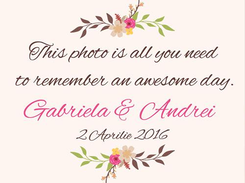 Gabriela&Andrei