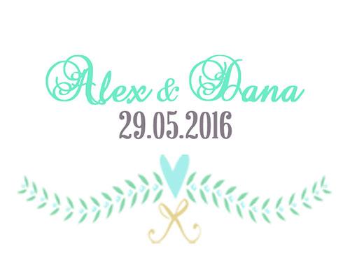 Alex & Dana