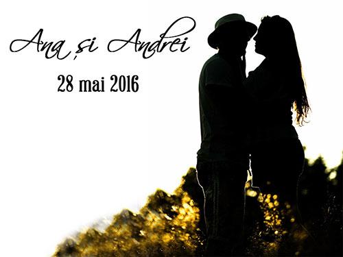 Ana & Andrei