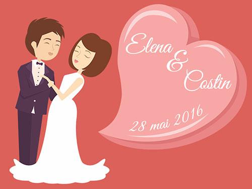 Elena & Costin