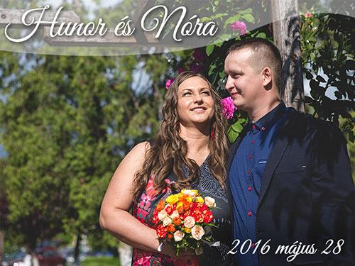 Hunor & Nora