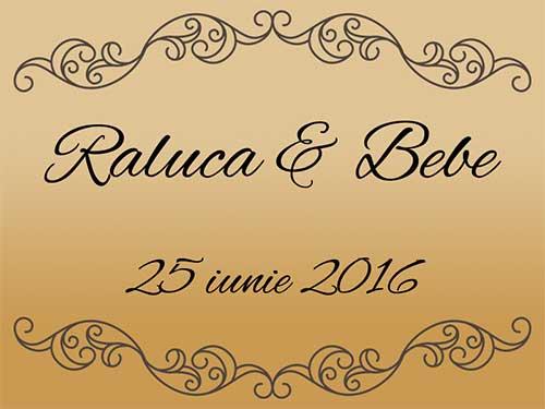 Raluca & Bebe