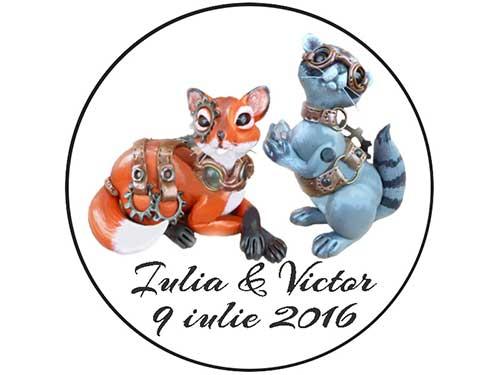 Iulia & Victor