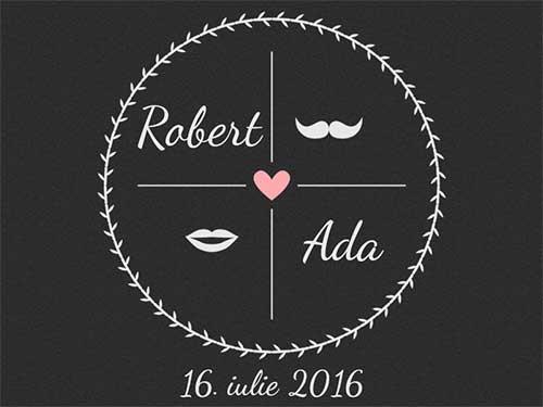 Robert & Ada