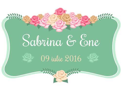 Sabrina & Ene