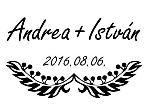 Andrea & Istvan