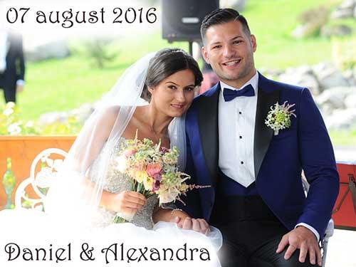 Daniel & Alexandra