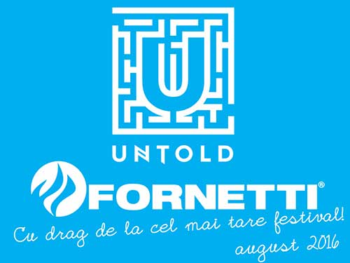 Fornetti – Untold 2016