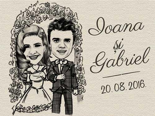 Ioana & Gabriel