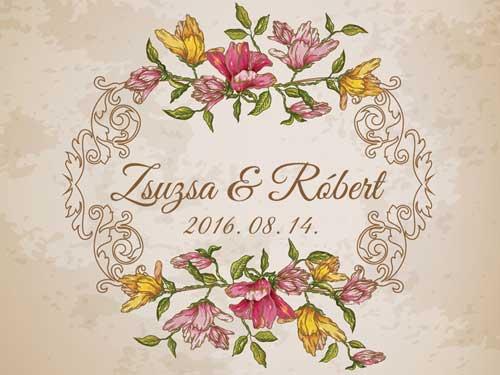 Zsuzsa & Robert