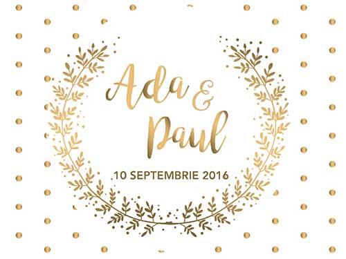 Ada & Paul