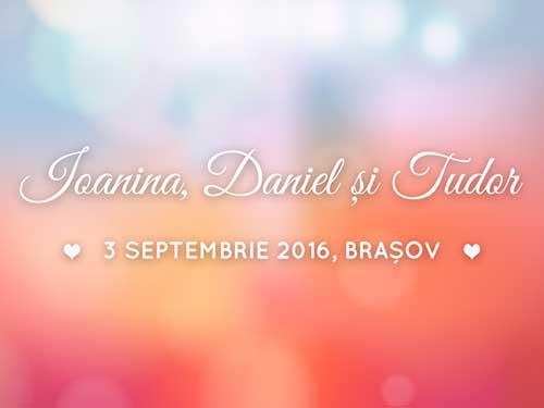Ioanina, Daniel & Tudor