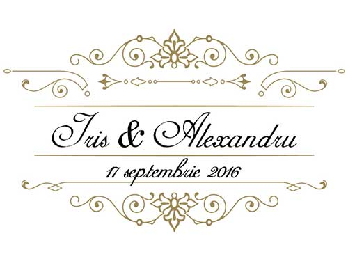 Iris & Alexandru