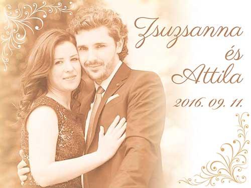 Zsuzsanna & Attila