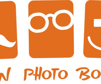 BW Photo Booth rebranded logo