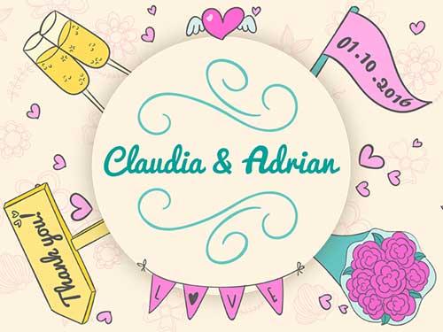 Claudia & Adrian