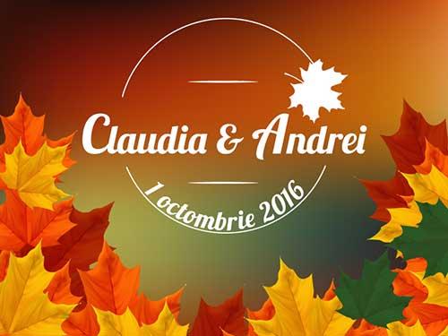 Claudia & Andrei