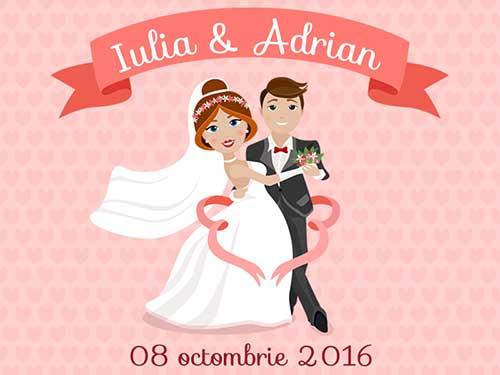 Iulia & Adrian