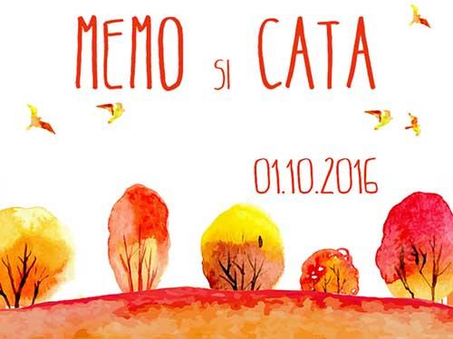 Memo & Cata