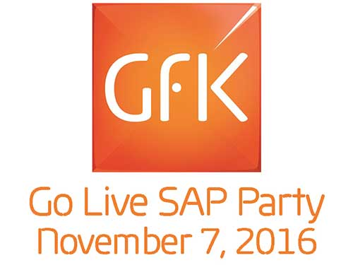 GFK – Go Live SAP Party