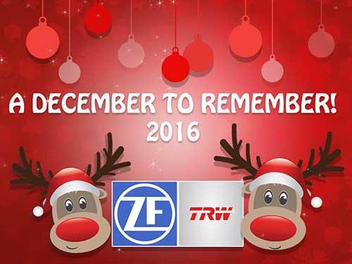 TRW – Petrecere de Crăciun