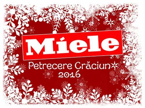 Miele – Petrecere Crăciun 2016