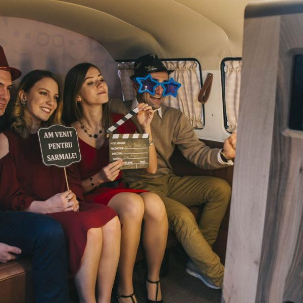 Photo bus - photo booth