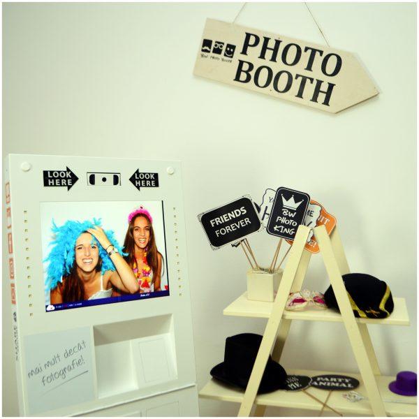 Photo Booth sau Photo Corner?