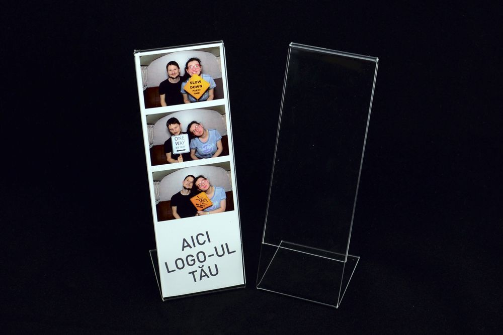 Photo booth for corporate & branding events