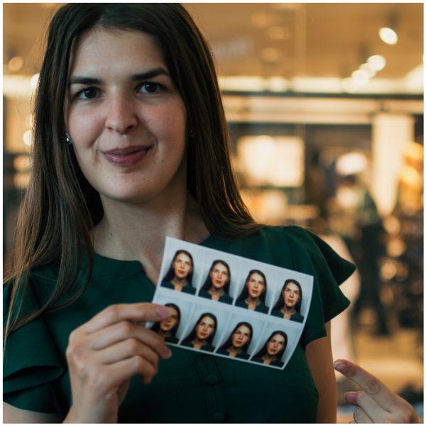 Poze pașaport,  poze ID, foto acte oficiale simplu și rapid!