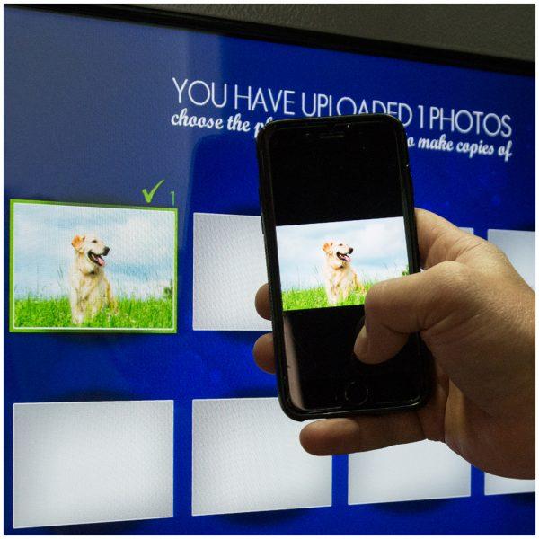 Printează fotografii HQ direct de pe telefonul tău!