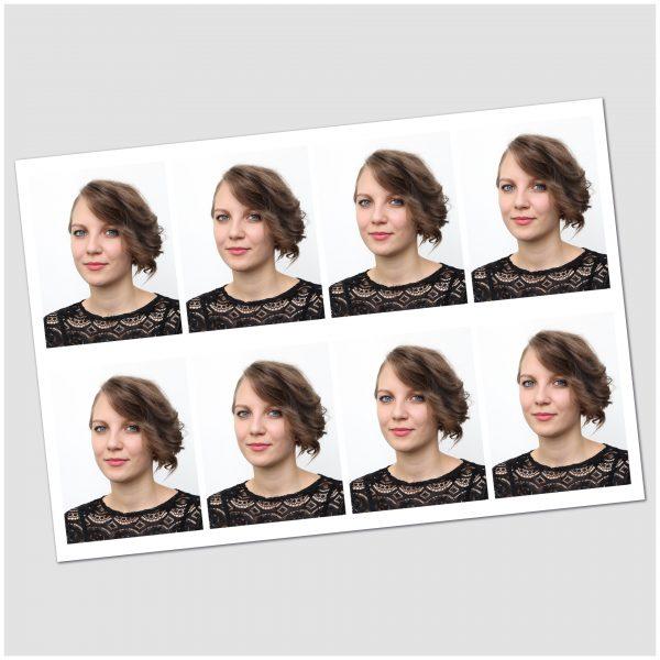 Foto tip ID 3,5 x 4,5 cm