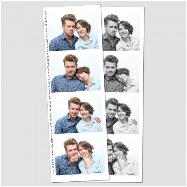 Foto instant Strip
